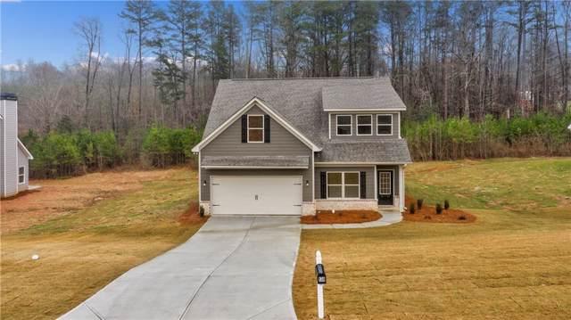 1409 Chapman Circle, Monroe, GA 30656 (MLS #6620293) :: North Atlanta Home Team