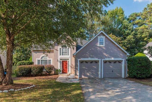 141 Eagle Glen Drive, Woodstock, GA 30189 (MLS #6620297) :: North Atlanta Home Team