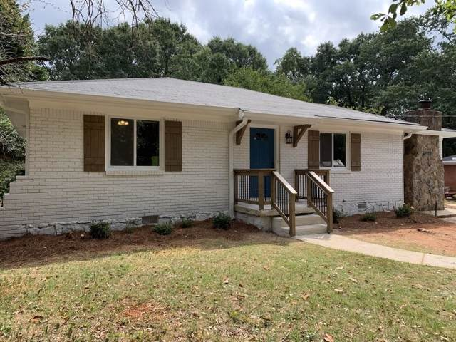 3529 Beech Drive, Decatur, GA 30032 (MLS #6620338) :: North Atlanta Home Team