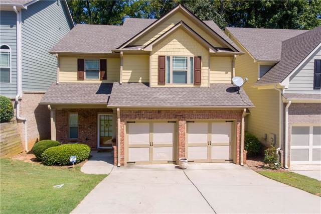 1212 Brownstone Drive #10, Marietta, GA 30008 (MLS #6620343) :: North Atlanta Home Team