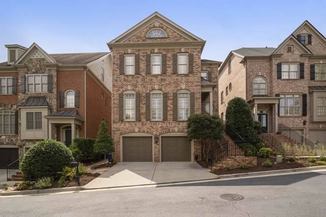 1110 Valley Overlook Drive NE, Atlanta, GA 30324 (MLS #6620360) :: North Atlanta Home Team