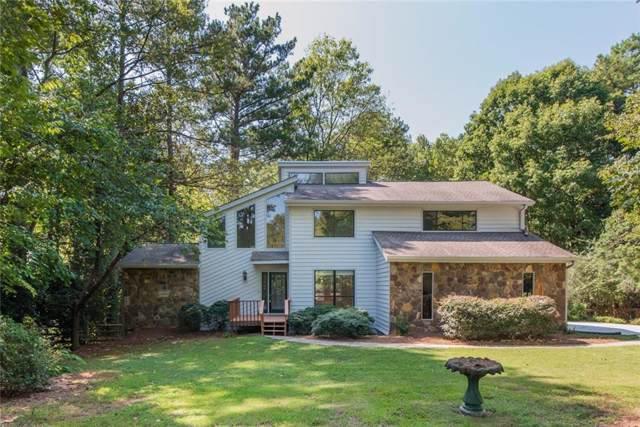 290 Spring Creek Road, Roswell, GA 30075 (MLS #6620371) :: North Atlanta Home Team