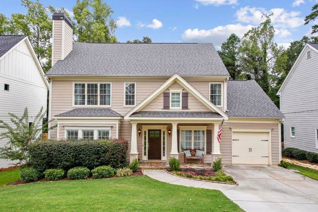 1796 Duke Road, Brookhaven, GA 30341 (MLS #6620372) :: Kennesaw Life Real Estate