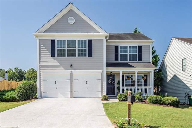 603 Sorrell Way, Woodstock, GA 30188 (MLS #6620394) :: The Cowan Connection Team