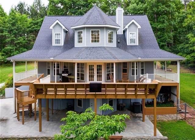1186 Rock Fence Road NW, Adairsville, GA 30103 (MLS #6620402) :: Kennesaw Life Real Estate