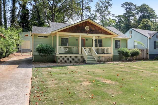 1392 Deerwood Drive, Decatur, GA 30030 (MLS #6620404) :: Charlie Ballard Real Estate