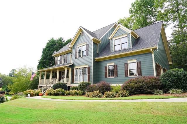 615 Braidwood Drive NW, Acworth, GA 30101 (MLS #6620439) :: North Atlanta Home Team