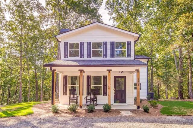 184 Shuler Drive, Jasper, GA 30143 (MLS #6620442) :: North Atlanta Home Team