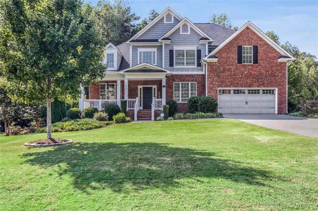 165 Cox Farm Road, Marietta, GA 30064 (MLS #6620465) :: North Atlanta Home Team