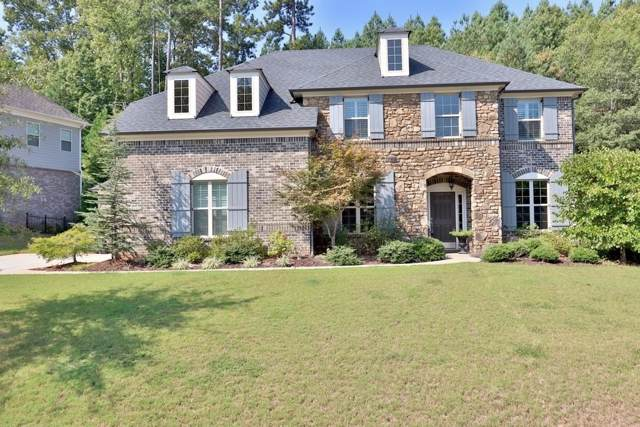 629 Oakbourne Way, Woodstock, GA 30188 (MLS #6620477) :: Charlie Ballard Real Estate