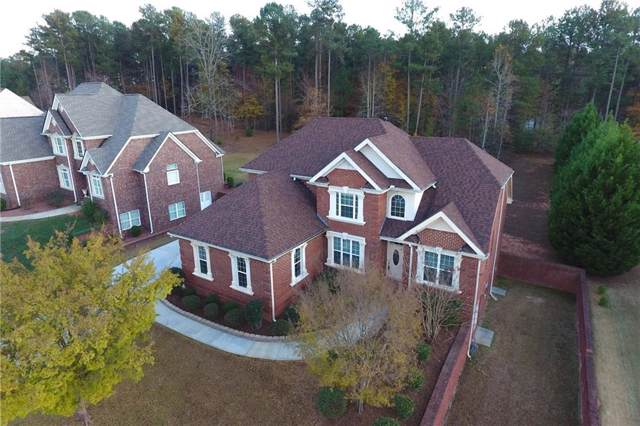 2512 Sycamore Drive, Conyers, GA 30094 (MLS #6620505) :: The Heyl Group at Keller Williams