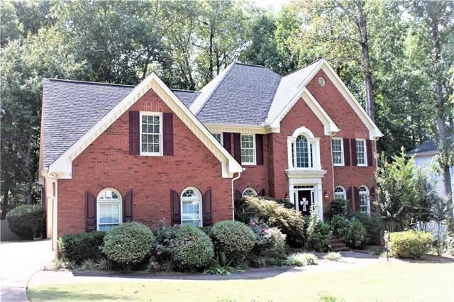 1724 Creek Mill Trace, Lawrenceville, GA 30044 (MLS #6620510) :: The Heyl Group at Keller Williams