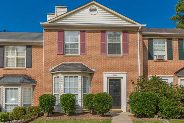 2922 Lexington Trace Drive SE, Smyrna, GA 30080 (MLS #6620534) :: Charlie Ballard Real Estate