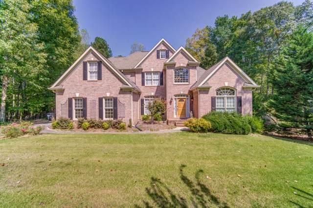 4009 Turnstone Drive NW, Kennesaw, GA 30152 (MLS #6620549) :: North Atlanta Home Team