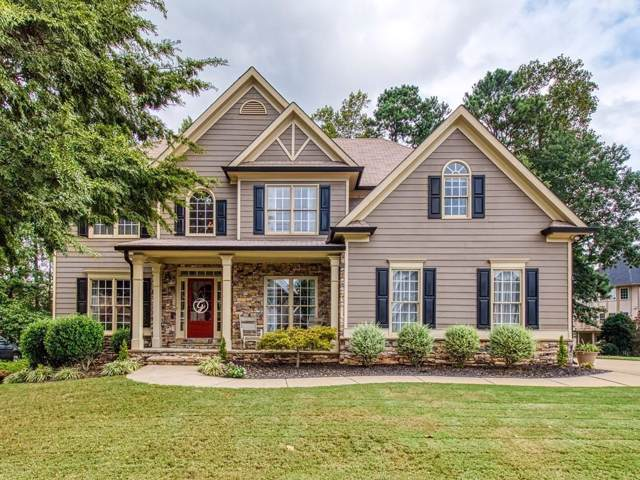 1619 Mapmaker Drive, Dacula, GA 30019 (MLS #6620554) :: North Atlanta Home Team