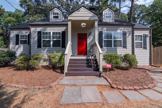 2572 Hosea L Williams Drive NE, Atlanta, GA 30317 (MLS #6620556) :: RE/MAX Prestige