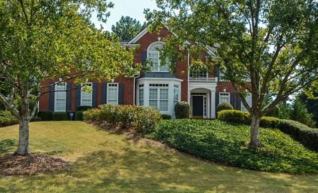 2727 Dunmoore Drive, Snellville, GA 30078 (MLS #6620593) :: The Heyl Group at Keller Williams