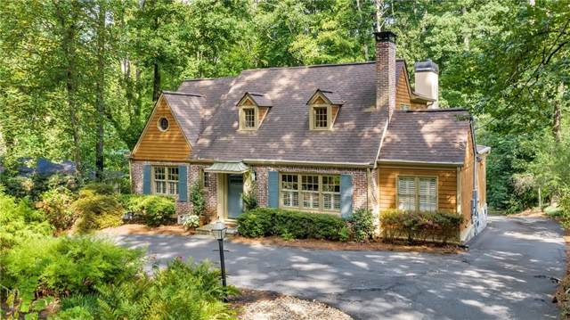 3837 Peachtree Dunwoody Road NE, Atlanta, GA 30342 (MLS #6620599) :: North Atlanta Home Team