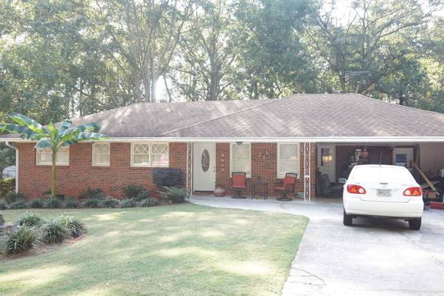 393 SW Hilltop Road, Conyers, GA 30094 (MLS #6620630) :: North Atlanta Home Team
