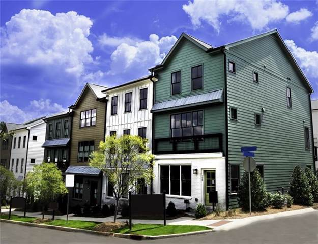 750 Winton Way #94, Atlanta, GA 30312 (MLS #6620631) :: RE/MAX Prestige