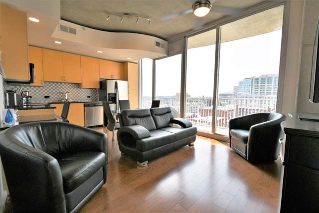 860 Peachtree Street NE #1116, Atlanta, GA 30308 (MLS #6620633) :: The Hinsons - Mike Hinson & Harriet Hinson