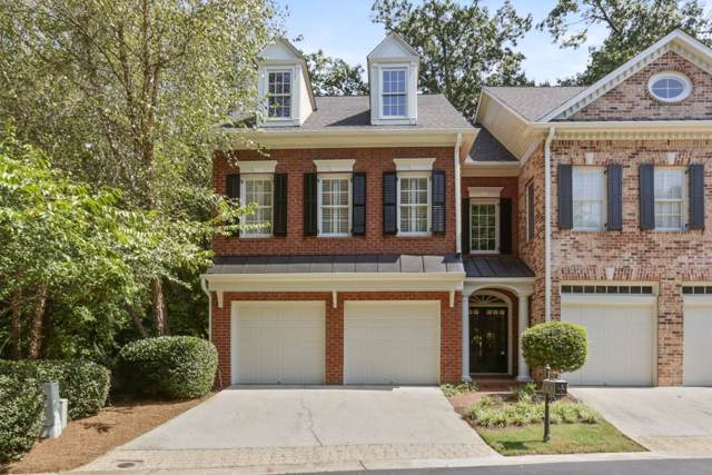 4629 Ivygate Circle SE, Atlanta, GA 30339 (MLS #6620636) :: The Hinsons - Mike Hinson & Harriet Hinson