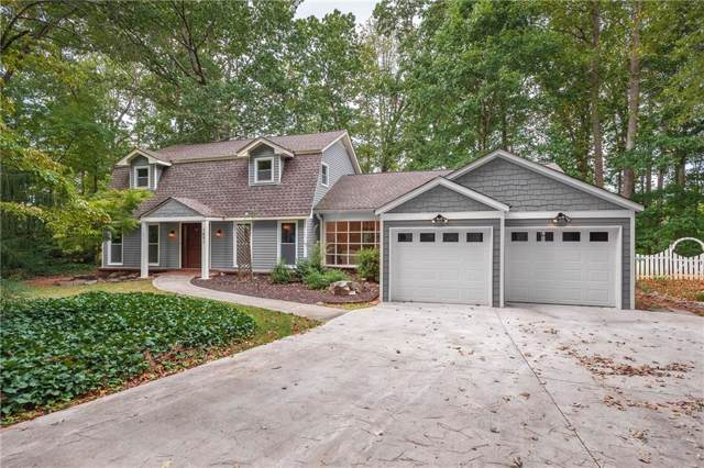 1601 Old Mill Crossing, Marietta, GA 30062 (MLS #6620663) :: Charlie Ballard Real Estate