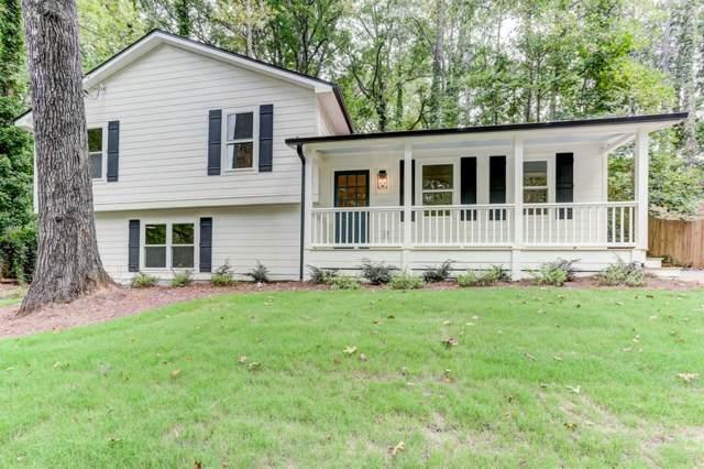 2631 Linnwood Drive SE, Smyrna, GA 30080 (MLS #6620666) :: Kennesaw Life Real Estate