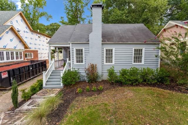 1364 Ormewood Avenue SE, Atlanta, GA 30316 (MLS #6620668) :: Charlie Ballard Real Estate