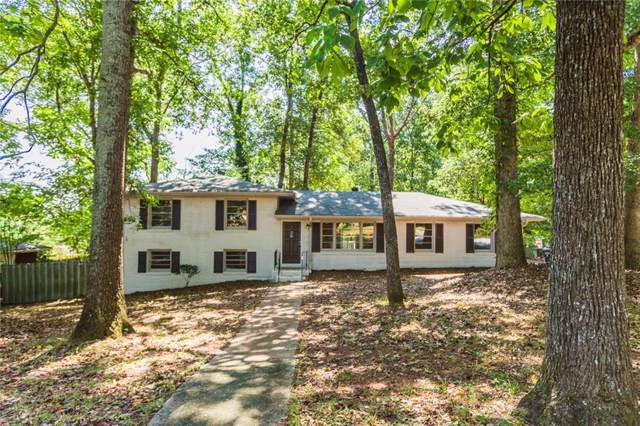 6432 Katie Lane, Morrow, GA 30260 (MLS #6620677) :: Good Living Real Estate
