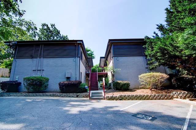 1355 Euclid Avenue NE 39-C, Atlanta, GA 30307 (MLS #6620709) :: The Heyl Group at Keller Williams