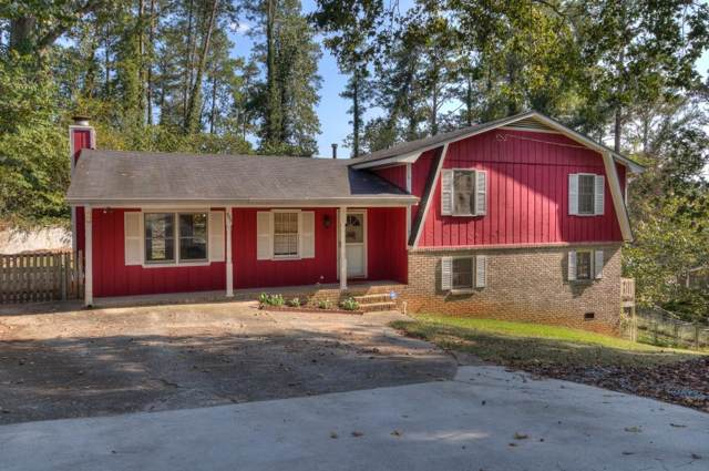 307 Stockwood Drive, Woodstock, GA 30188 (MLS #6620719) :: Charlie Ballard Real Estate