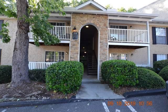 3135 Seven Pines Court #301, Atlanta, GA 30339 (MLS #6620733) :: Charlie Ballard Real Estate