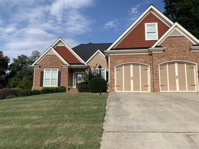 1207 James Walter Drive, Loganville, GA 30052 (MLS #6620743) :: The Heyl Group at Keller Williams