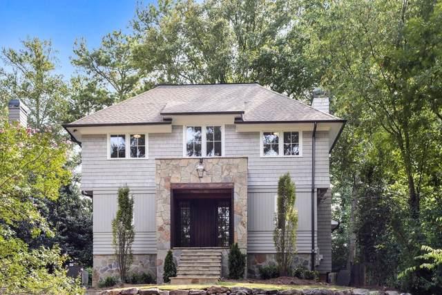 1231 Reeder Circle NE, Atlanta, GA 30306 (MLS #6620745) :: The Heyl Group at Keller Williams