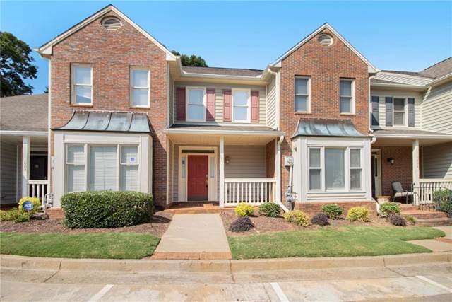 1007 Saddle Hill #1007, Marietta, GA 30068 (MLS #6620753) :: Charlie Ballard Real Estate