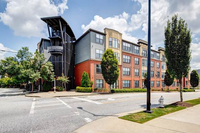 400 17th Street NW #2211, Atlanta, GA 30363 (MLS #6620774) :: North Atlanta Home Team