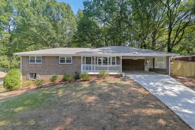 3551 Graymoore Drive SW, Marietta, GA 30008 (MLS #6620776) :: North Atlanta Home Team