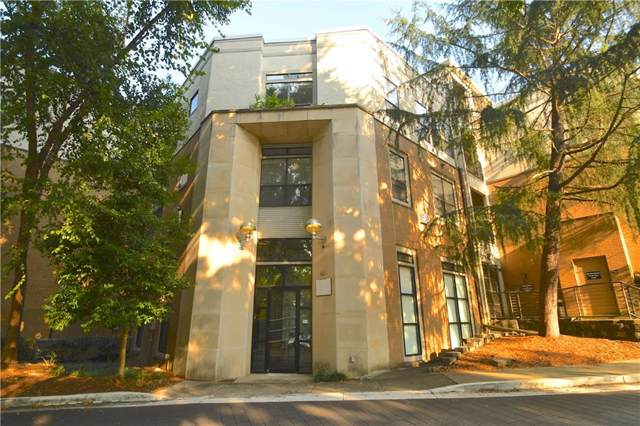 821 Ralph Mcgill Boulevard NE #3219, Atlanta, GA 30306 (MLS #6620778) :: The Hinsons - Mike Hinson & Harriet Hinson