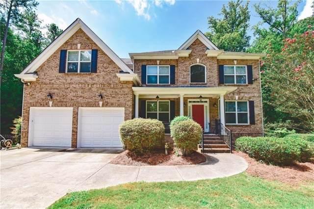 100 Wooten Drive, Canton, GA 30114 (MLS #6620792) :: Kennesaw Life Real Estate