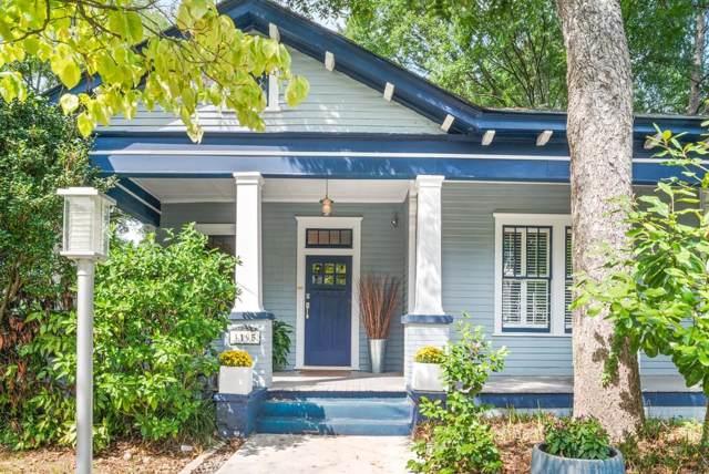 1195 Niles Avenue NW, Atlanta, GA 30318 (MLS #6620824) :: The Hinsons - Mike Hinson & Harriet Hinson