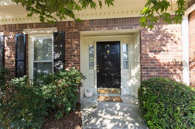 16 Stratford Hall Place NE, Atlanta, GA 30342 (MLS #6620889) :: Rock River Realty