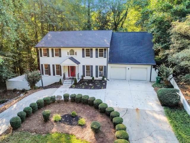 1784 Castleway Lane, Atlanta, GA 30345 (MLS #6620896) :: North Atlanta Home Team