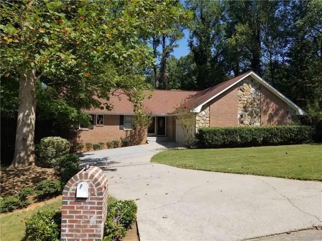 4665 Stonehenge Drive, Peachtree Corners, GA 30096 (MLS #6620898) :: The Heyl Group at Keller Williams