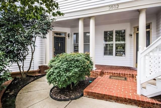 3504 Vernadean Drive SE, Atlanta, GA 30339 (MLS #6620899) :: Charlie Ballard Real Estate