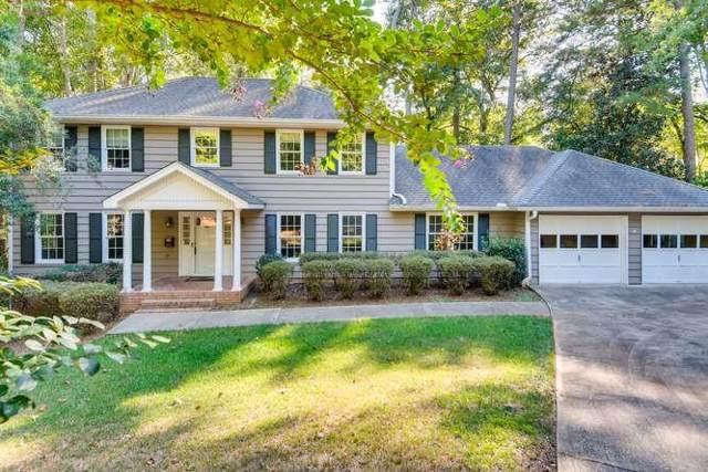 165 Ridge Point Close, Roswell, GA 30076 (MLS #6620906) :: RE/MAX Prestige