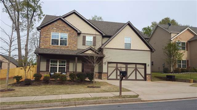 378 Cliffhaven Circle, Newnan, GA 30263 (MLS #6620942) :: RE/MAX Prestige