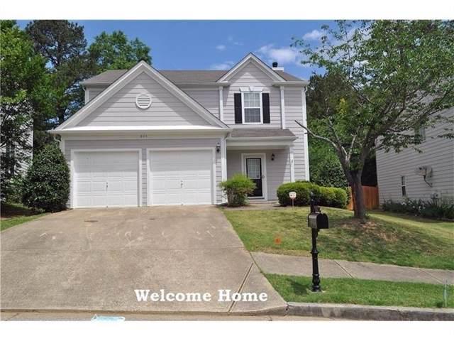 804 Cataya Cove, Woodstock, GA 30188 (MLS #6620952) :: Kennesaw Life Real Estate