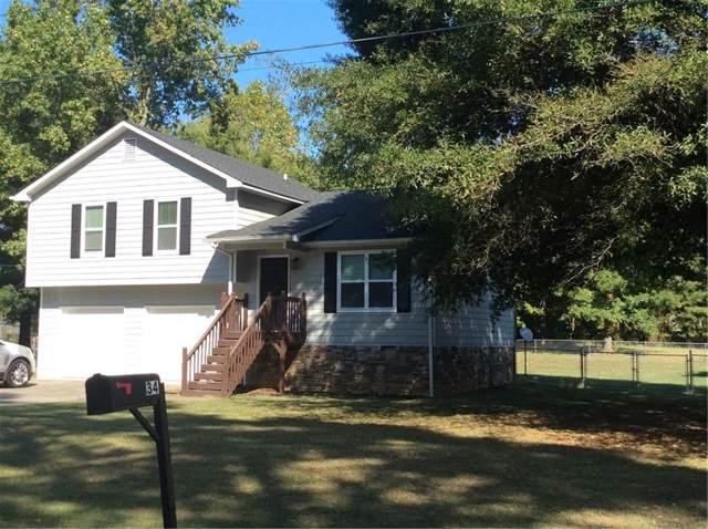 34 Horseshow Road NW, Adairsville, GA 30103 (MLS #6620955) :: Kennesaw Life Real Estate