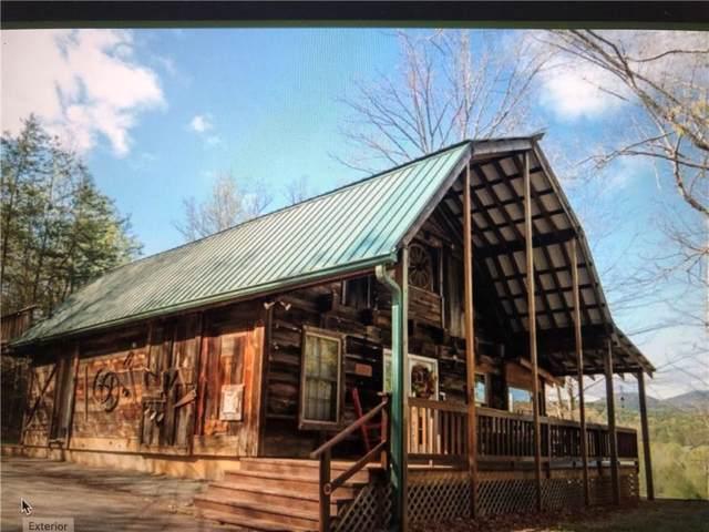 7515 S Main Street, Helen, GA 30545 (MLS #6620975) :: Rock River Realty